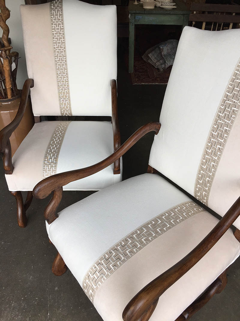 Pair of Mouton Chairs